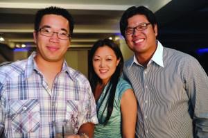 Eric Hsueh, Erikka Wang, & Jon Cotay