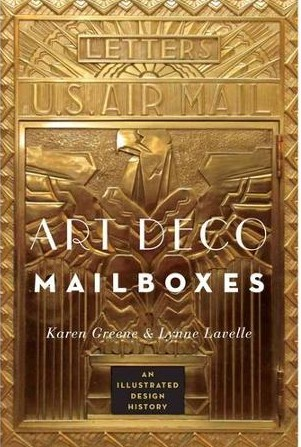 art deco mailboxes