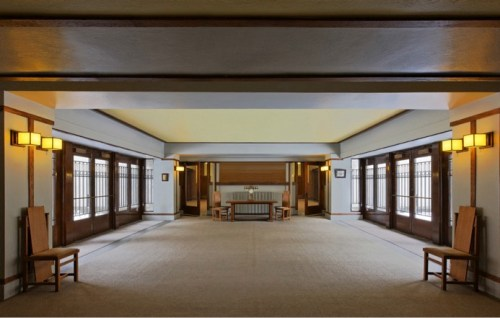 Photo: Unity Temple Restoration Foundation