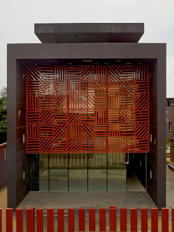 Alara Concept Store, Lagos, Nigeria, 2015/Photo: Studio Hans Wilschut, Courtesy of Adjaye Associates.