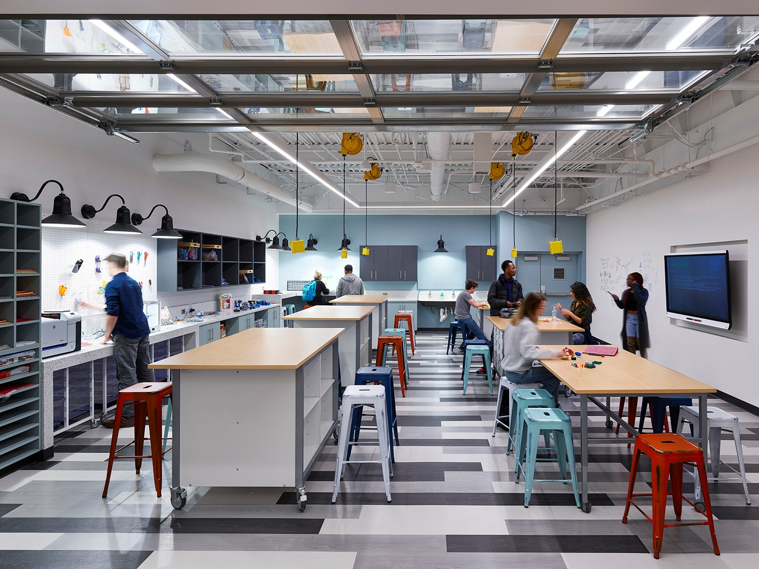 Neocon north america 39 s largest commercial interior design - How many years is interior design school ...