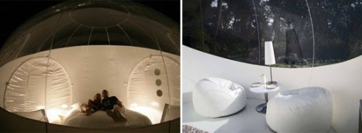 Bubble Tree: Unusual Architecture for Glamping