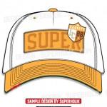 hat template, cap template