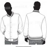 varsity jacket template