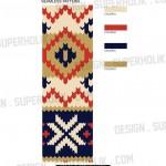 aztec pattern 02