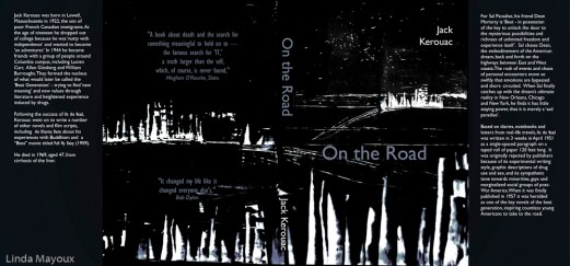 On the Road Cover 3 Black City