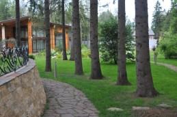 ландшафтный дизайн Здоровый Лес
