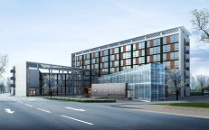 3D Modern Building Design (19)