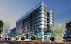 3D Modern Building Design (26)