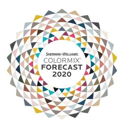 "Sherwin-Williams' 2020 Color Forecast is a ""Home-run"""