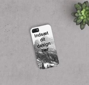 Design selv på iPhone 5