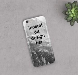 Design selv iPhone 6plus covers