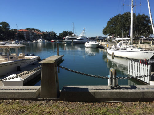 Harbor Town Yacht Basin