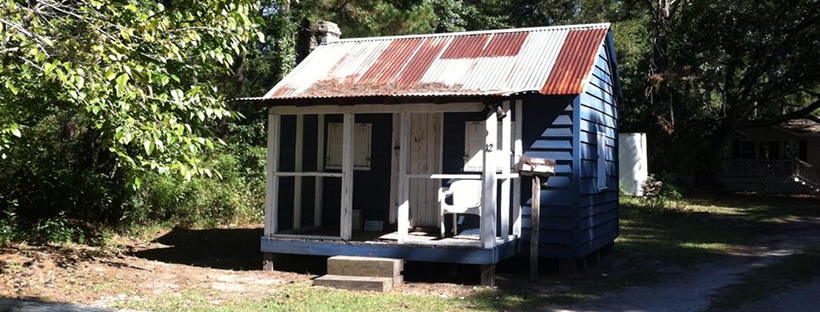 Gullah Museum of Hilton Head Island: William Simmons House