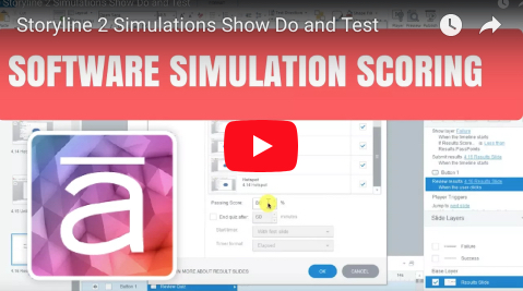 Articulate Storyline 2 Simulations – Show, Do and Test