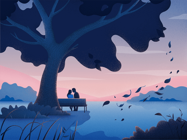 Love Me Tender: 30 Touchy Illustrations for Valentine's Day
