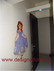 17.Interior decoration kids room pune