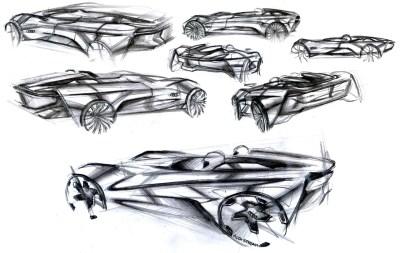 Audi-Stream-sketches