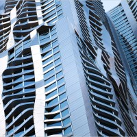 Frank Gehry Residential Tower Prepares for Renters