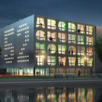 Architecture: Alphabet Building by MVRDV