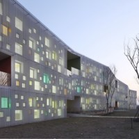 * Architecture: In China: Kindergarten of Jiading New Town by Atelier Deshaus