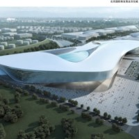 * Architecture: Beijing World Jewelry EXPO by DRDS