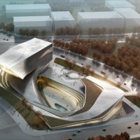 * Architecture: Dalian Library by 10 Design