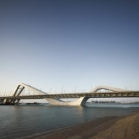 * Architecture: Sheikh Zayed Bridge by Zaha Hadid Architects