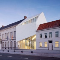 * Architecture: City Hall Harelbeke by Dehullu & Partners