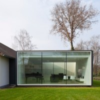 * Residential Architecture: Framework House by Cocoon Architecten
