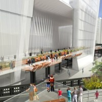 * Architecture: High Line at the Rail Yards Design Unveiled