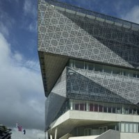 * Architecture: Nieuwegein City Hall and Cultural Center by 3XN Architects