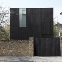 * Residential Architecture: Sunken House by Adjaye Associates