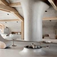 * Residential Architecture: Chalet Beranger by Noé Duchaufour-Lawrance