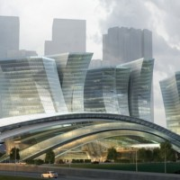 * Architecture: Express Rail Link West Kowloon Terminus by Aedas