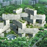 * Residential Architecture: The Interlace by OMA