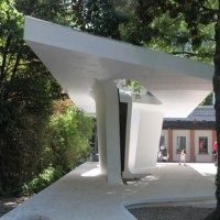* Architecture + Design: The Secret Garden by Zaha Hadid Architects