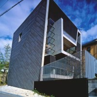 * Residential Architecture: Trapezoid by Shogo Aratani Architect & Associates