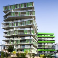 * Residential Architecture: Villiot-Rapée Apartments by Hamonic + Masson