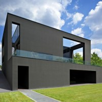 * Residential Architecture: Black House by DVA ARHITEKTA