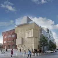 * Architecture: Berlin Museum of Architectural Graphics by NPS Tchoban Voss
