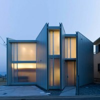 * Residential Architecture: House in Matsuyama by Suppose Design Office