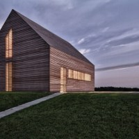 * Residential Architecture: Summer House in Southern Burgenland by Judith Benzer Architektur