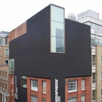 * Architecture: The Photographers' Gallery by O'Donnell + Tuomey
