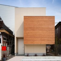 * Residential Architecture: House in Kyobate by Horibe Naoko Architect Office