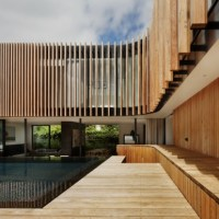 * Residential Architecture: Kooyong Residence by Matt Gibson Architecture
