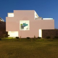 * Residential Architecture: Las Palmeras Beach House by RRMR Arquitectos