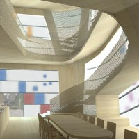 * Architecture: Maggie's Barts by Steven Holl Architects