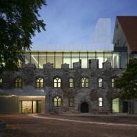 * Architecture: Moritzburg Museum Extension by Nieto Sobejano Arquitectos