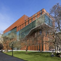 * Architecture: The Diana Center at Barnard College by Weiss Manfredi